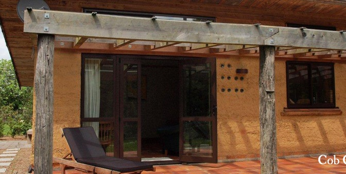 Luxurious eco-friendly accommodation
